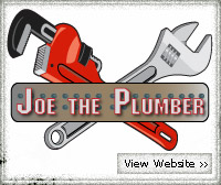 Joe the Plumber Custom PHP Website